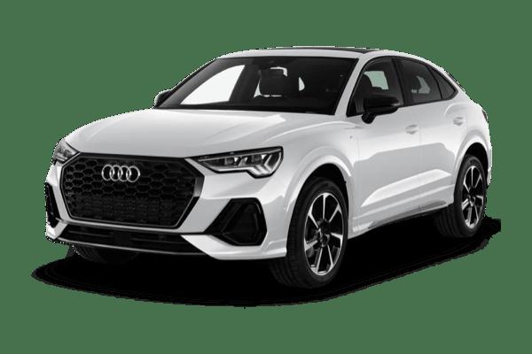 Laddningstid Audi Q3 TFSI E Ladda hemma