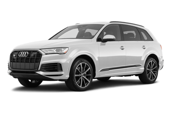 Laddningstid Audi Q7 TFSI E Ladda hemma