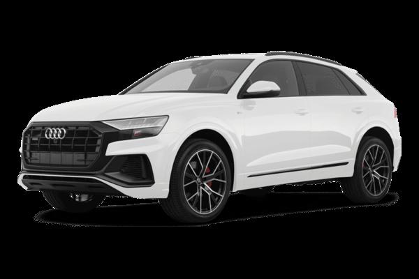 Laddningstid Audi Q8 TFSI E Ladda hemma