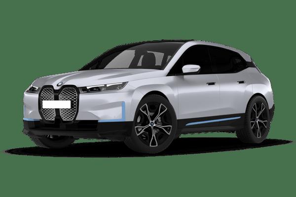 Laddningstid BMW iX xDrive 50 Ladda hemma