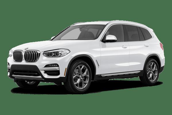 Laddningstid BMW X3 Ladda hemma