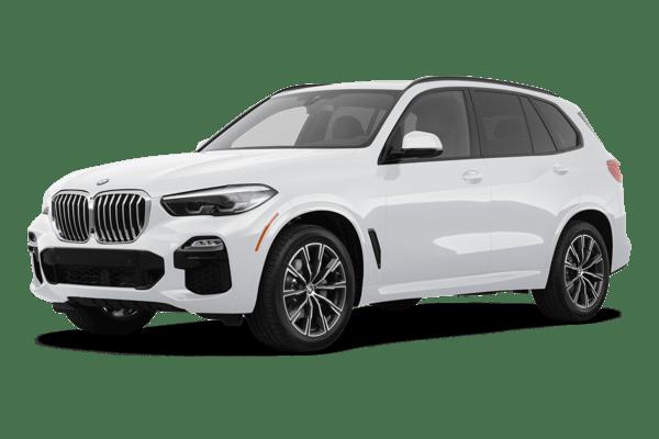 Laddningstid BMW X5 Ladda hemma