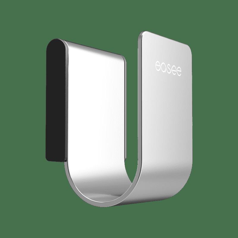 Easee U-Hook Kabelhållare Silver