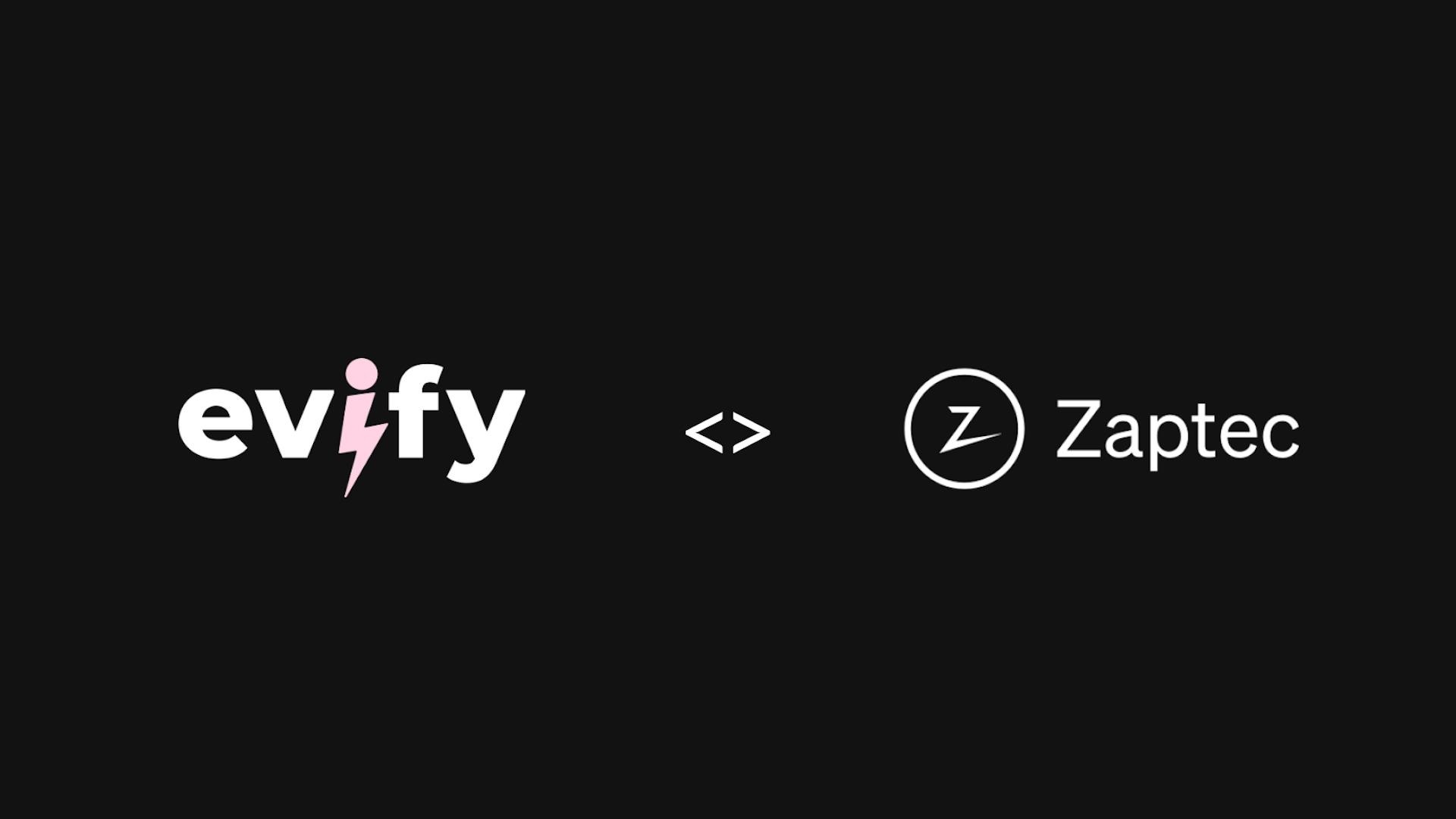 Nytt samarbete med Zaptec