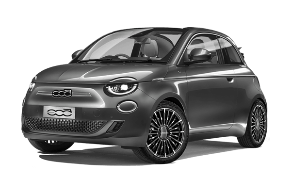 Laddningstid Fiat 500e Ladda hemma