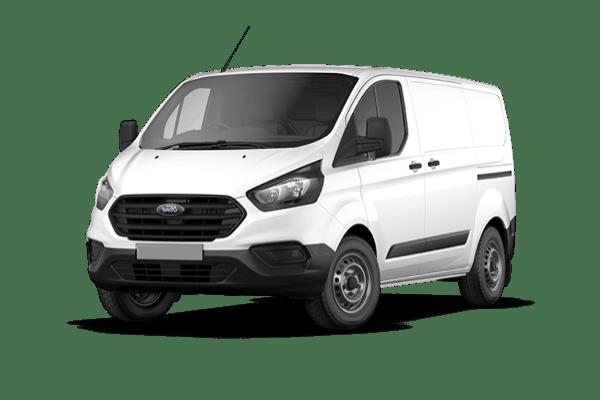 Laddningstid Ford Transit Custom Ladda hemma