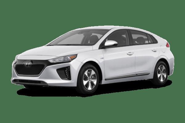 Laddningstid Hyundai IONIQ plug-in Ladda hemma