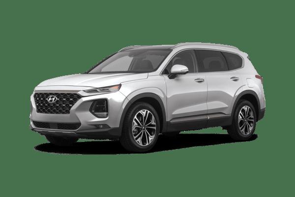 Laddningstid Hyundai Santa Fe Ladda hemma