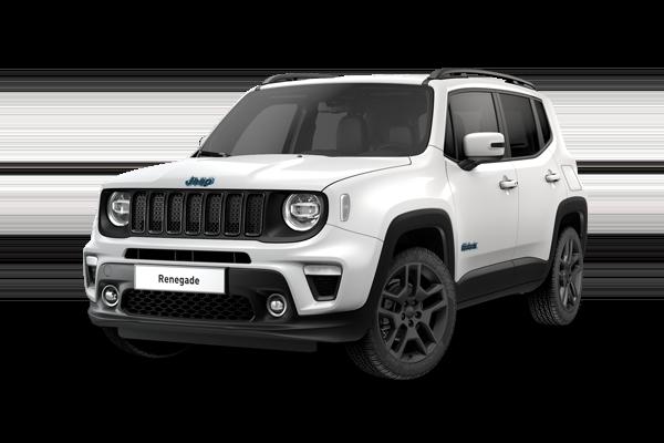Laddningstid Jeep Renegade 4xe Ladda hemma