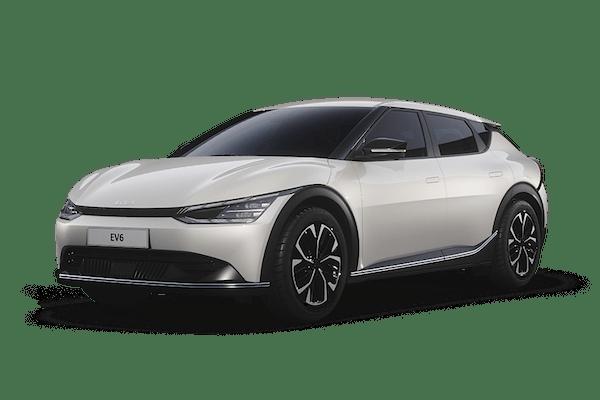 Laddningstid Kia EV6 (58 kWh) Ladda hemma