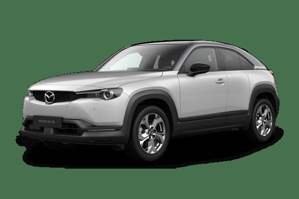 Laddningstid Mazda MX-30 Ladda hemma
