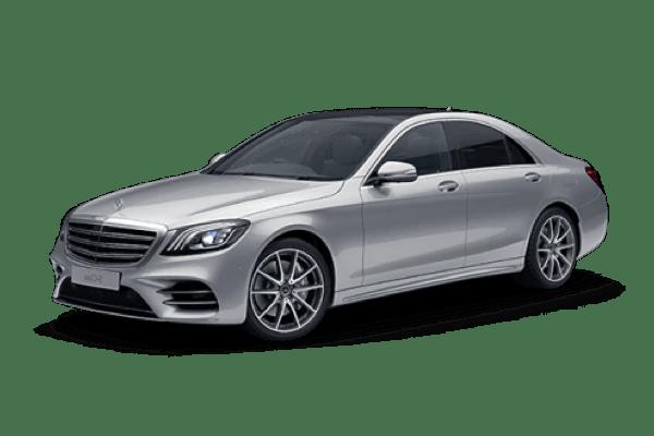Laddningstid Mercedes S-klass e Ladda hemma