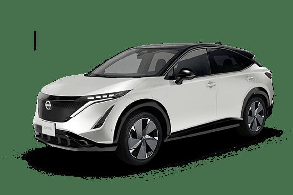 Laddningstid Nissan Ariya (63 kWh) Ladda hemma