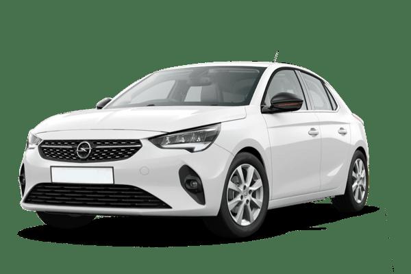 Laddningstid Opel Corsa-E Ladda hemma