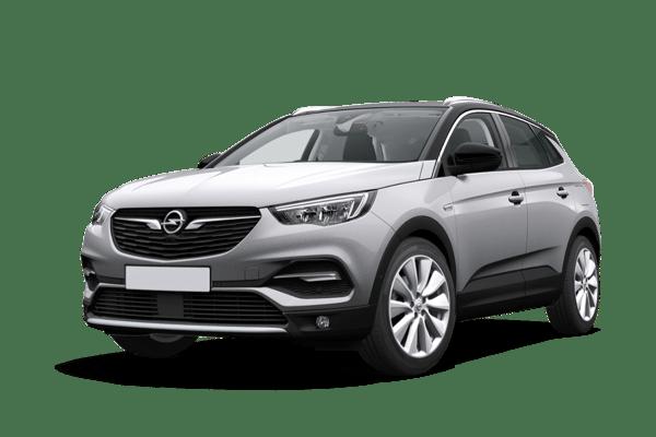 Laddningstid Opel Grandland X Ladda hemma