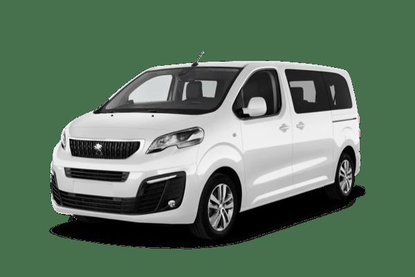 Laddningstid Peugeot e-Traveller Ladda hemma
