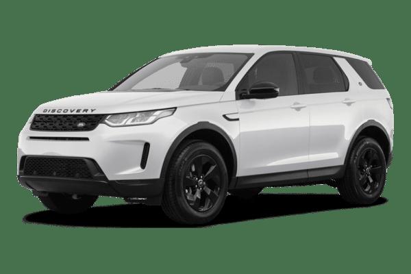 Laddningstid Land Rover Discovery Sport Ladda hemma