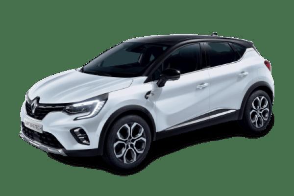 Laddningstid Renault Captur Ladda hemma