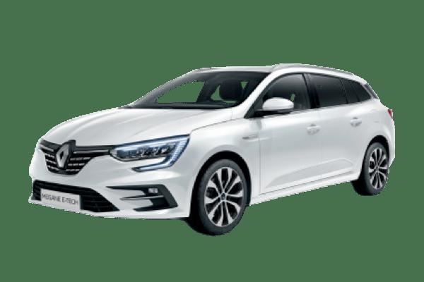 Laddningstid Renault Megane Ladda hemma