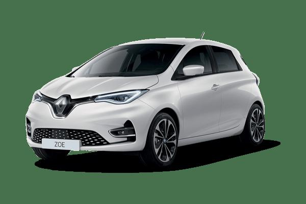 Laddningstid Renault Zoe (52 kWh) Ladda hemma