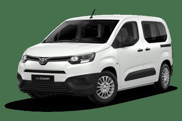 Laddningstid Toyota Proace Electric (50 kWh) Ladda hemma