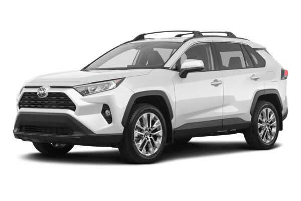 Laddningstid Toyota RAV 4 Ladda hemma