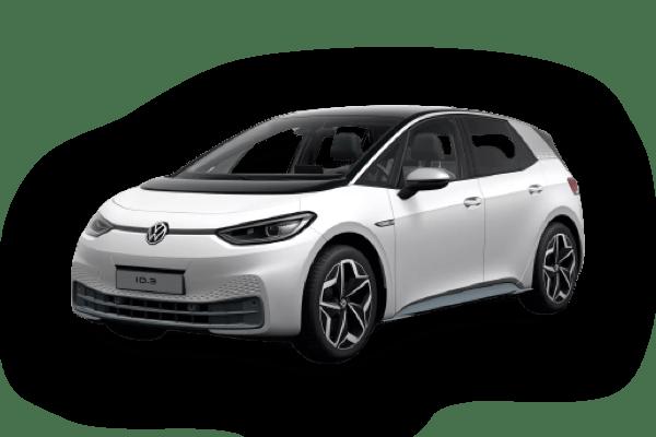 Laddningstid Volkswagen ID3 Ladda hemma