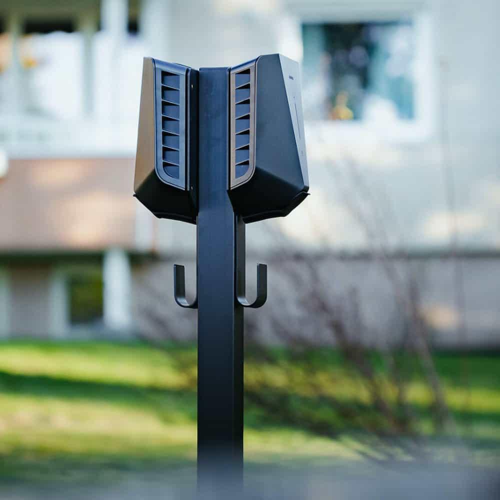 Elbilsladdning bostadsrättsförening ladda