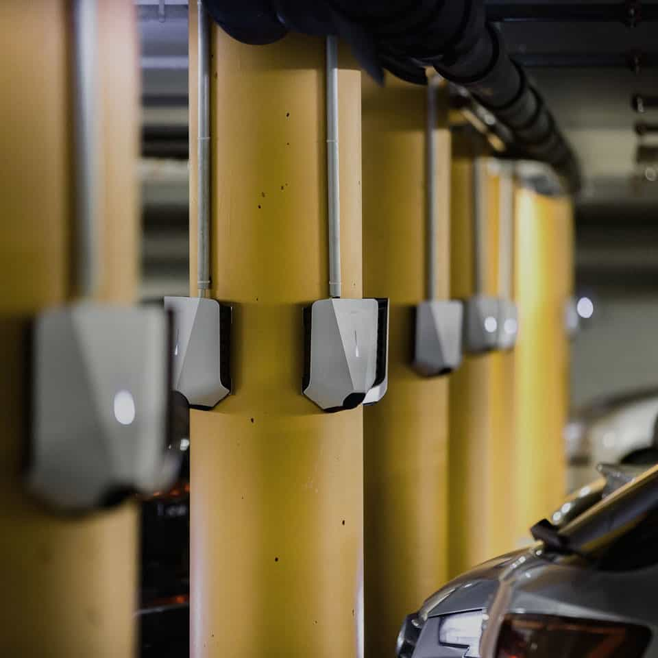 Laddbox ladda elbil Företag