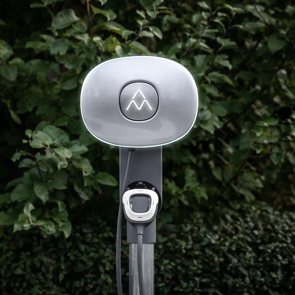 Charge Amps Halo 3,7 kW Laddbox