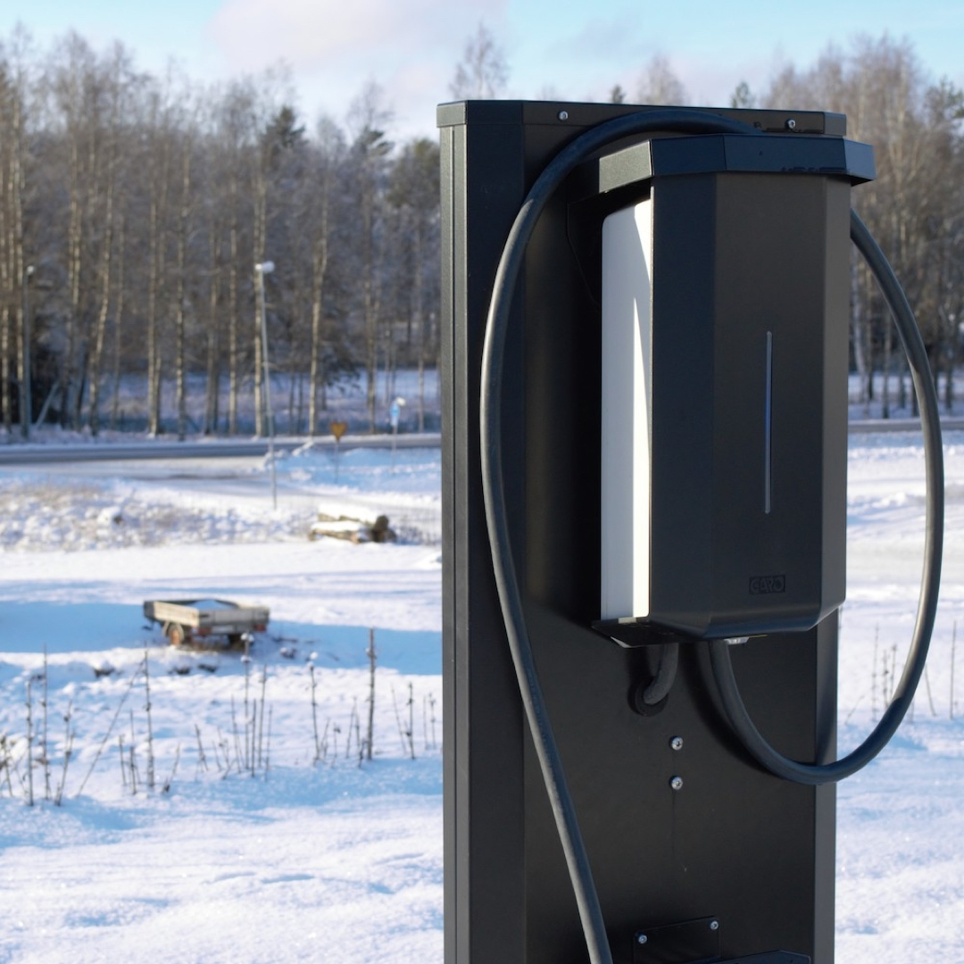 Garo GLB 3,7 kW Ladda hemma
